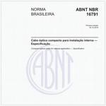 NBR16791