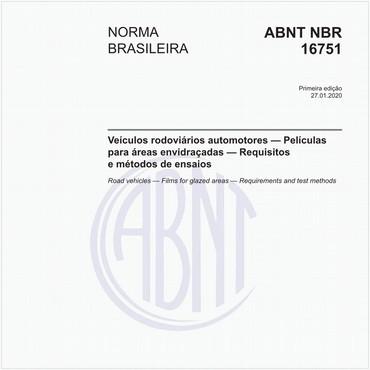 NBR16751 de 01/2020