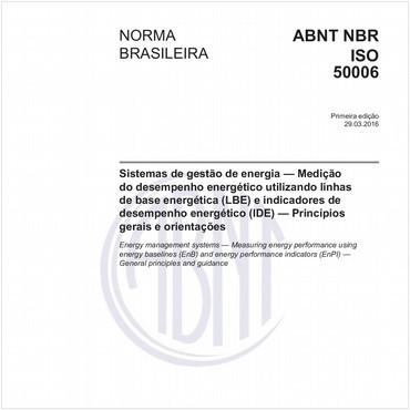 NBRISO50006 de 03/2016