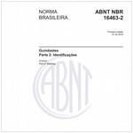 NBR16463-2