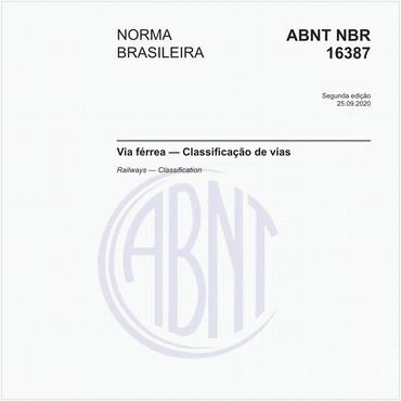 NBR16387 de 04/2016