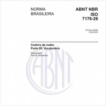 NBRISO7176-26 de 06/2016