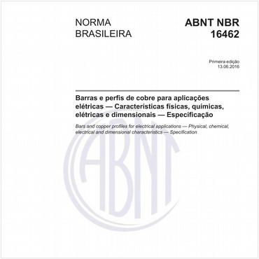 NBR16462 de 06/2016