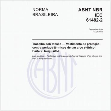 NBRIEC61482-2 de 06/2016