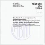 NBRISO11138-5