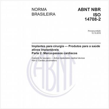NBRISO14708-2 de 10/2016
