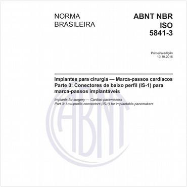 NBRISO5841-3 de 10/2016