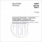 ABNT IEC/TR60977
