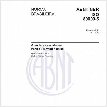ABNT NBR ISO 80000-5 NBRISO800...