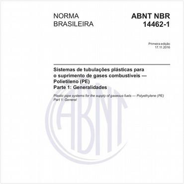NBR14462-1 de 11/2016