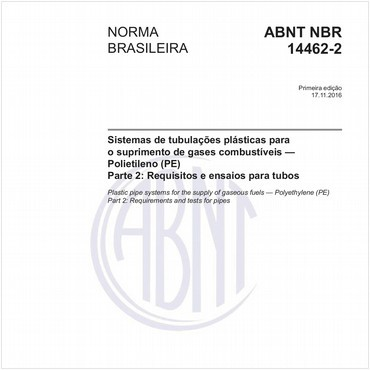 NBR14462-2 de 11/2016
