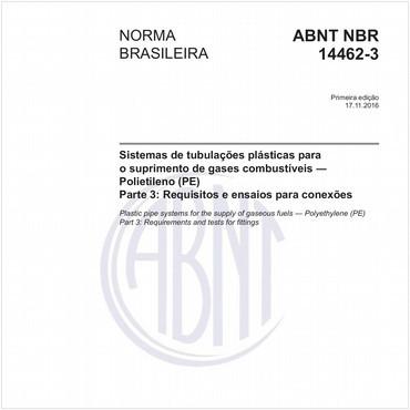 NBR14462-3 de 11/2016