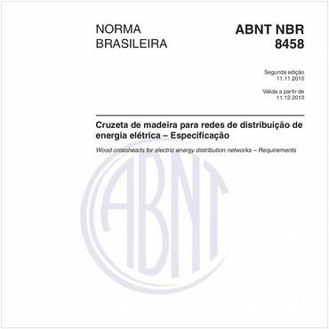 NBR8458 de 11/2010
