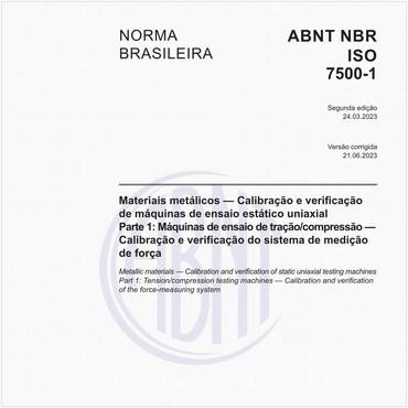 NBRISO7500-1 de 12/2016