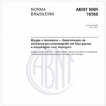NBR16560