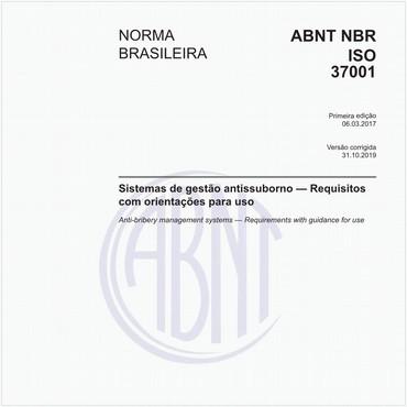 NBRISO37001 de 03/2017
