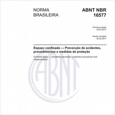 NBR16577 de 03/2017