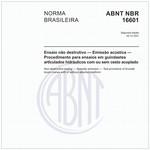 NBR16601