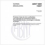 NBR15007