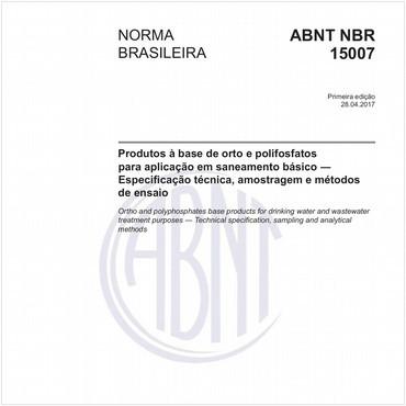 NBR15007 de 04/2017