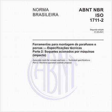 NBRISO1711-2 de 05/2017