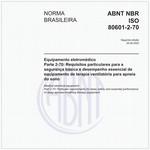 NBRISO80601-2-70