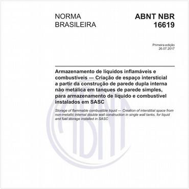 NBR16619 de 07/2017