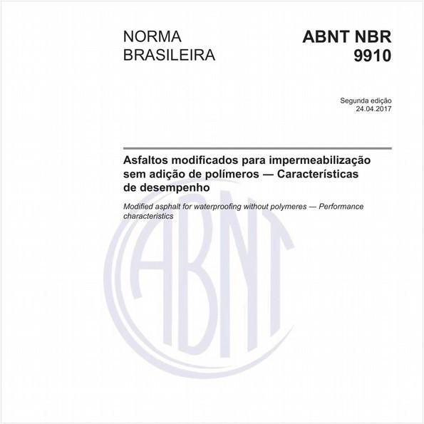 Asfaltos modificados para impermeabilização sem adição de polímeros - Características de desempenho