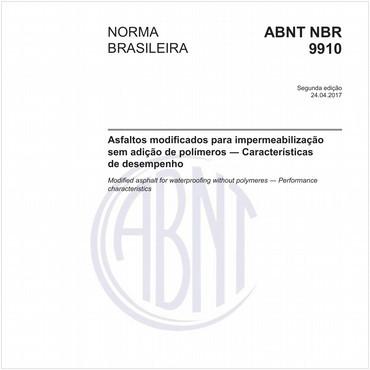 NBR9910 de 04/2017