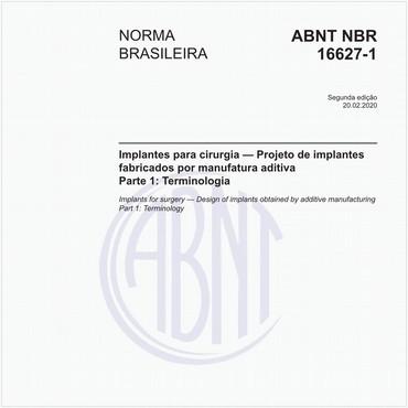 NBR16627-1 de 02/2020
