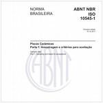 NBRISO10545-1