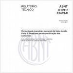 ABNT IEC/TR61439-0