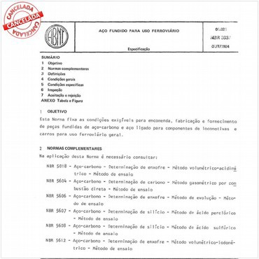 NBR8637 de 10/1984
