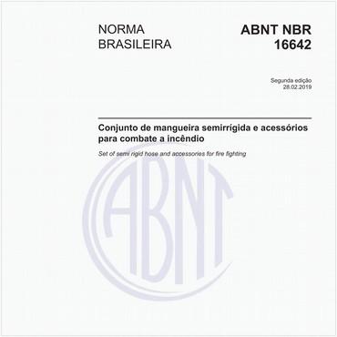 NBR16642 de 02/2019