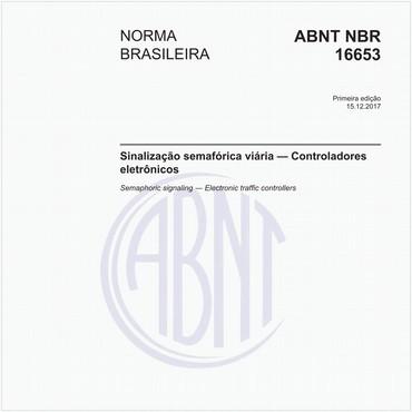 NBR16653 de 12/2017
