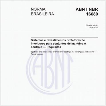 NBR16680 de 04/2018