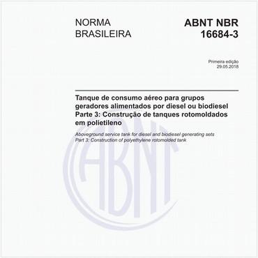 NBR16684-3 de 05/2018