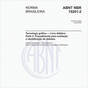 NBR15201-2 de 06/2018