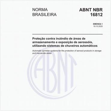 NBR16812 de 02/2020
