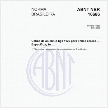 NBR16686 de 07/2018