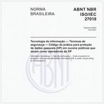 NBRISO/IEC27018