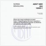NBRISO16890-1