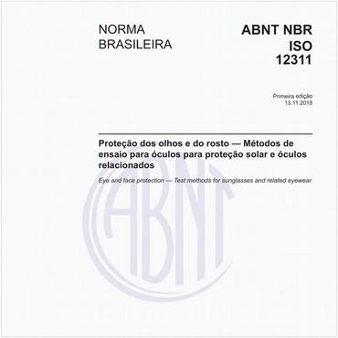 NBRISO12311 de 11/2018