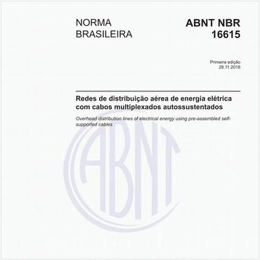 NBR16615 de 11/2018