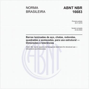 NBR16683 de 11/2018