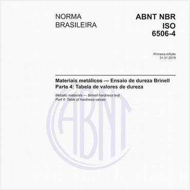 NBRISO6506-4 de 01/2019