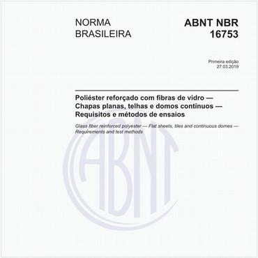 NBR16753 de 03/2019
