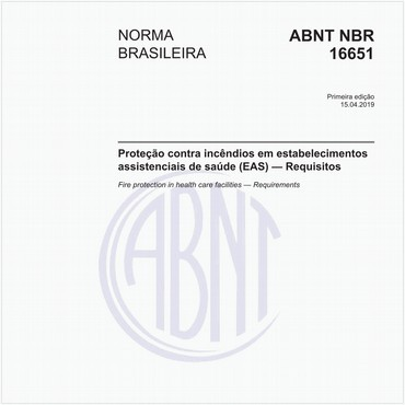 NBR16651 de 04/2019