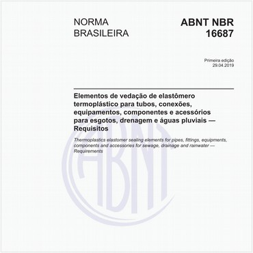NBR16687 de 04/2019