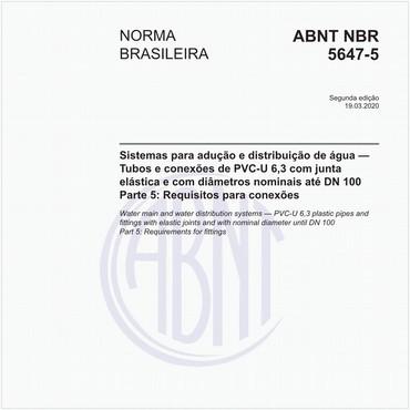 NBR5647-5 de 03/2020